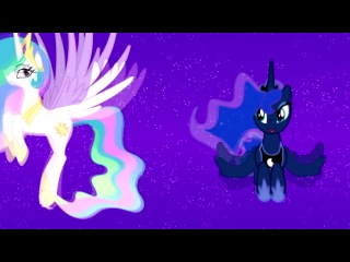 shooting star princess twilight