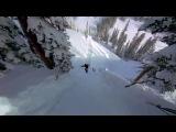 Подборка зимнего спорта, снятого на камеру goPro == Кормушка Уникальное Фото Видео Приколы Гифки ==