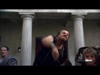 Спартак- война проклятых. дата выхода 3 сезона 3 января 2013